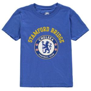 Chlapec FC Crest T Shirt Junior Boys