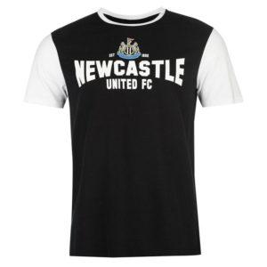 Newcastle United grafické tričko pánské
