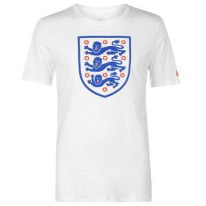 Anglie Crest T Shirt Pánské
