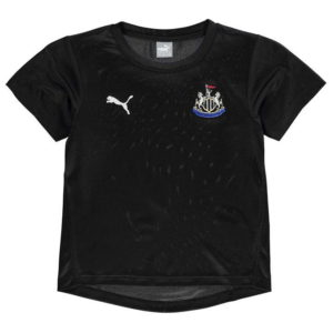 Newcastle United Výkonnostní tričko Junior Boys