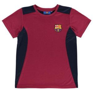 Barcelona T Shirt dětské chlapci