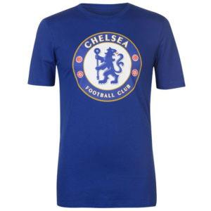Chelsea Crest T Shirt pánské