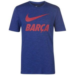 FC Barcelona Swoosh tričko pánské