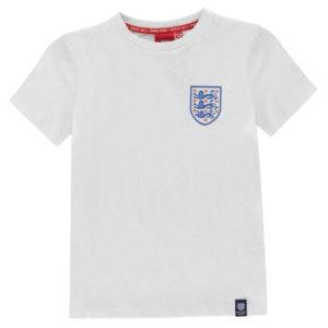 Anglie Crest T Shirt Kojenci