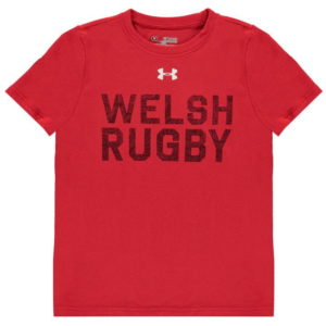 Wales Grafické tričko Junior Boys