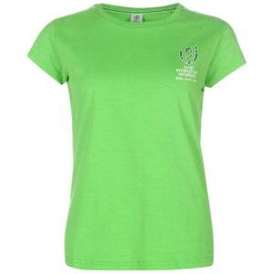 Ženy Rugby World Cup Irsko tričko dámské