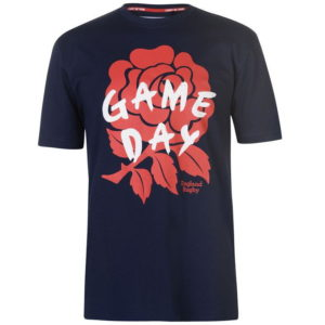 England Graphic T Shirt Pánské