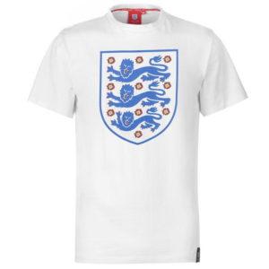 Velká Británie Crest T Shirt Mens