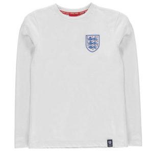 Anglie Crest T Shirt Junior