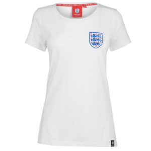 Anglie Small Crest T Shirt Ladies