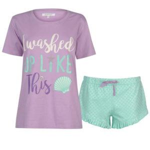 Tričko a šortky Pajama Set