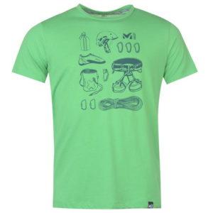 Horolezecká trička pánská