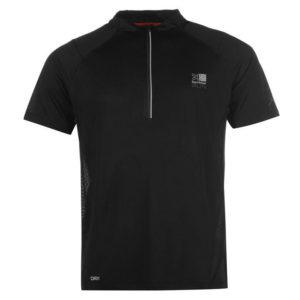 X Running Zip T Shirt Pánské