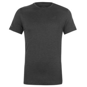 Bezešvé krátké rukávy tričko pánské