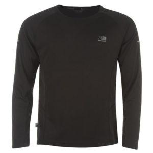 Dlouhý rukáv Running T Shirt Pánské