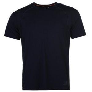 Urban krátký rukáv Běh T Shirt Pánské