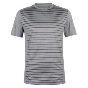 Grafické běžecké tričko pánské