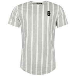 Drake Stripe Curve tričko pánské