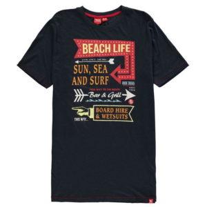 Kennedy Beach tričko pánské