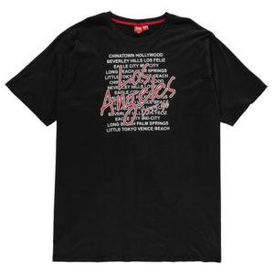 Alfonso LA T Shirt Pánské