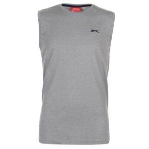 Tričko bez rukávů T Shirt Mens