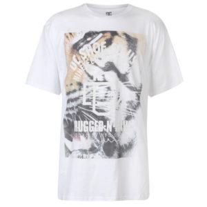 Tričko tričko Tiga Sleeve T Shirt Mens