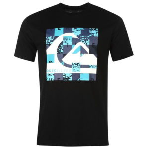 Pixel Short Sleeve T Shirt pánské