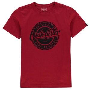 Kulaté logo tričko Juniors
