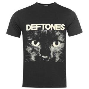 Deftones T Shirt pánské
