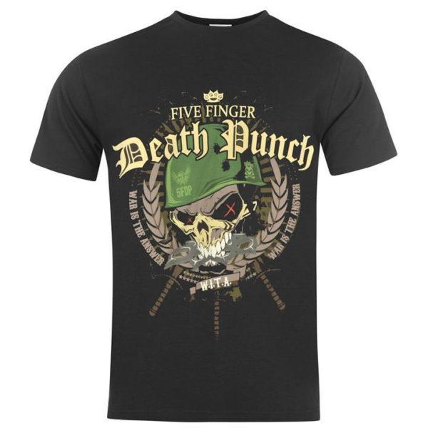 Pět prstů Death Punch T Shirt Pánské