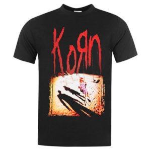 Korn T Shirt pánské
