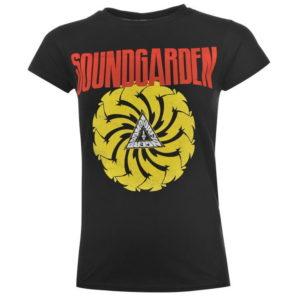 Soundgarden T Shirt pánské