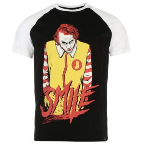 Parody Raglan T Shirt pánské