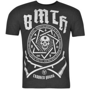 Bring Me Horizon T Shirt pánské