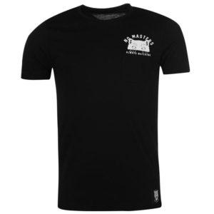 Žádné kapesní tričko pánské