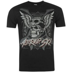 Altered Sky T Shirt Pánské