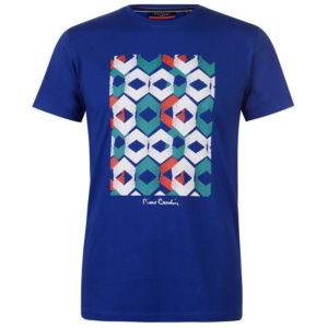 Abstraktní tričko pánské