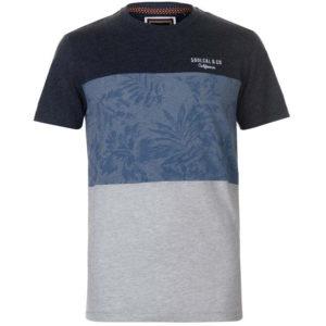 Módní panely T Shirt Mens