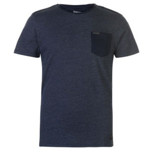 Blackseal Textured T Shirt