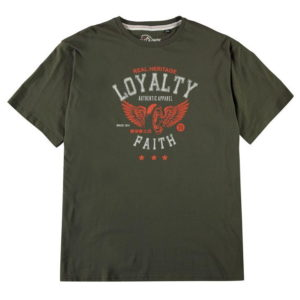 a Faith Wings T Shirt pánské