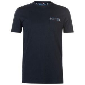 Paisley ramenní tričko