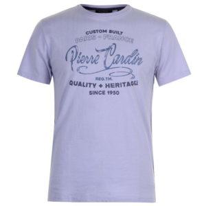 Heritage Logo tričko pánské
