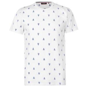 Seaside AOP T Shirt pánské
