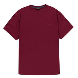 Plus velikost posádky krk tričko pánské
