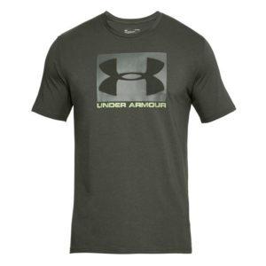 Boxed Sportovní tričko T Shirt Mens