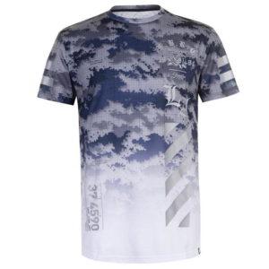 Fabric Tech Camo T Shirt