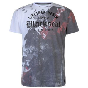 Tričko Blackseal Birds T