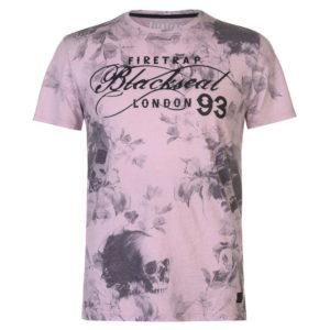 Blackseal Lebka AOP T Shirt