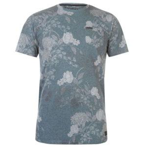 Tričko Blackseal Floral T