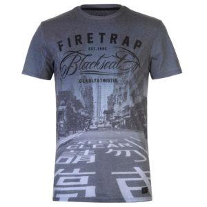 Tričko značky Blackseal Tokyo T